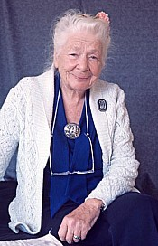 Dr. Ida Rolf, creator of Structural Integration